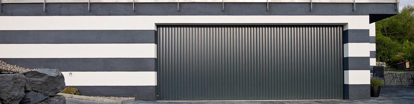 Garagentor modern  KARA - Fenster & Türen - Garagentore